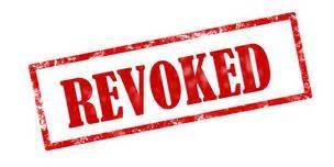 revoked